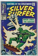 Silver Surfer # 2 Marvel VG 1st Appearance of the Badoon