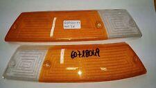 PLASTICHE FANALINI ANT. A.R.SPIDER CODA TRONCA ORIG. DX+SX 60718049+60718039