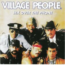 Village People - Sex Over The Phone ( AUDIO CD in JEWEL CASE )