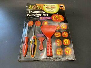 New Pumpkin Masters, Pumpkin Carving kit.