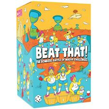 Beat That! Family Party Game of Wacky Challenges - Great fun for Kids & Adults