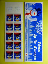 LOT 11036 TIMBRES STAMP CARNET CROIX ROUGE FRANCE ANNEE 1996