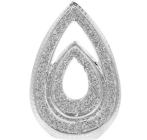 Stylish Silver Sparkle MILLIE Crystal Sculpture Home Decor Ornament Leonardo