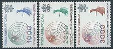 1978 VATICANO POSTA AEREA TELECOMUNICAZIONI MNH ** - ED