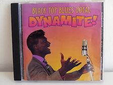 CD ALBUM Black top blues vocal Dynamite ! bt 1124 ROBERT WARD GRADY JACKSON