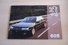 208132) Peugeot 605 Prospekt 1993