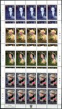 Falkland 2012 Thronjubiläum Königin Elisabeth QE II Royalty Kleinbögen MNH
