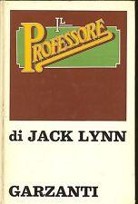 IL PROFESSORE - JACK LYNN