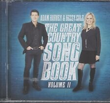 ADAM Harvey / BECCY COLE - Great Country Songbook vo 2