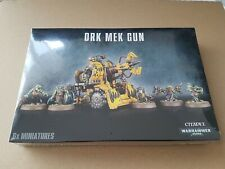 Warhammer 40.000 Ork Mek Gun - Orks; Neu & OVP