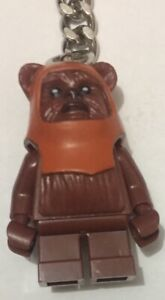 Lego Star Wars Keychain Wicket Ewok Mini Figure With Tag Brand New
