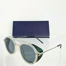 Brand New Authentic Fendi Ff M0 0012/S Sunglasses 900Ir Clear 52mm Frame 0012