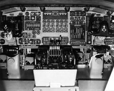 North American XB-70 Cockpit 11x14 Silber Halogen Fotodruck