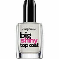 1pc Sally Hansen Treatment Big Shiny Top Coat, 41056, 0.4 fl oz