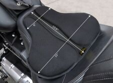 Skwoosh Classic Saddle (Long) Airflo Mesh    Harley Davidson   Honda  Yamaha