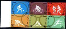 Francobolli australiani e oceaniani sul Olimpiadi