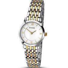 Ladies Sekonda Stainless Steel Bracelet Watch 2198 RRP £54.99