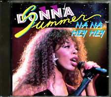 DONNA SUMMER - NA NA HEY HEY - CD ALBUM  [324]