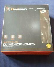 Blackweb Superbass Dj Headphones - Black
