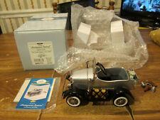 Hallmark Kiddie Car Classics 1927 Gillham Honeymoon Special Limited Edition New