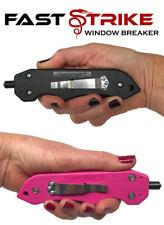 Fast Strike Kubaton Striker plus Automotive Window Breaker Black