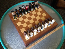 Loon Lake Wild West Theme Heirloom Chess Set