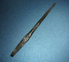 Ancient arrowheads. Khazar Khaganate. 6 - 12 centuries. Iron.Original. RARE.