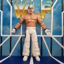 Rey Mysterio (White) - Ruthless Aggression RA -WWE Jakks Wrestling Figure