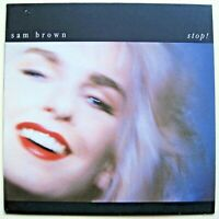 Sam Brown ‎– Stop! / Vinyl LP