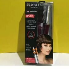 InStyler The Amazing Rotating Motorize Tourmaline Ceramic 3/4 Barrel Heat Purple