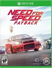 Need For Speed Payback Xbox One S or Xbox One X Console New Sealed Ships Fast !!