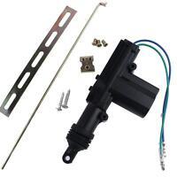 Universal Car DC 12V 2 Wire Heavy Duty Power Door Lock Actuator Auto Locking