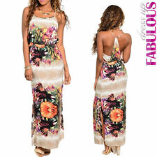 Unbranded Casual Regular Size Maxi Dresses for Women