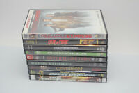 Lot Of 9 Assorted Action Movies Bunlde Pre-Owned Good