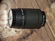 Tamron Teleobjektiv 80 - 210 mm F/4.5-5.6 für Minolta AF