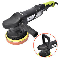 ELECWISH 6'' Variable Speed Car Polisher 8A Buffer Waxer Sander w/2 Carbon Brush