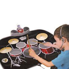 Alfombra de juego de Childs Kit de Tambores con MP3-BENROSS global Gizmos 52480