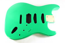 Neon Green Strat Stratocaster body Fits Fender neck P365