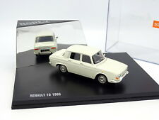 Norev 1/43 - Renault 10 1966 Blanche