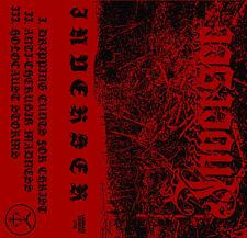 INVERSER - demo tape metal Pseudogod Antaeus Blasphemophagher Bestial Raids 2018