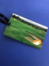 Golf Bag Tag Luggage DOVE VALLEY RANCH GOLF CLUB PHOENIX ARIZONA