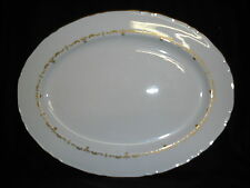 Royal Worcester - GOLD CHANTILLY - Large Oval Platter