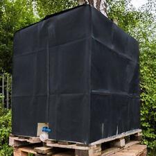 Housse Bâche pour Couvercle de protection conteneur IBC Réservoir d'eau de pluie