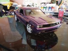 HIGHWAY 61 DODGE CHALLENGER 1 18 SCALE CONCEPT CAR NIB