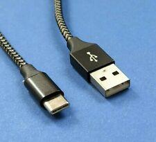 USB C Smartphone Ladekabel Samsung Huawei LG XIAOMI Tablet Nylon 3 m / 300 cm