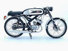Italjet De Luxe Superb Pristine Example Classic 50cc Sports Motorcycle 1967