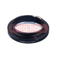 Canon FD lens to Canon EOS EF 600D 550D 500D 60D Macro AF Confirm Lens Adapter