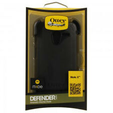 OtterBox Defender Series Case for Motorola X - Black