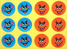 Old Gumball Toy Vending Machine Smiley Sticker Sheet