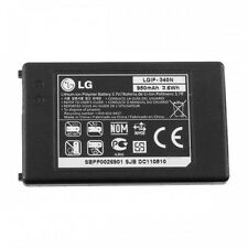 NEW LG OEM BATTERY LGIP-340N FOR NEON 2 GW370, BANTER UX265, ENCORE GT550, KS660